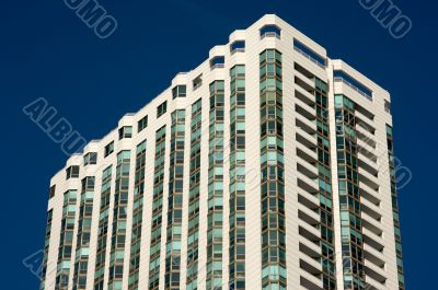 Modern High-Rise Condominiums