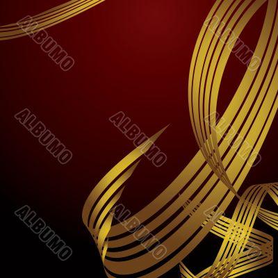 harp ribbon