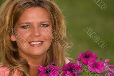 Woman Gardener Headshot