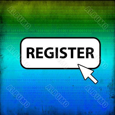 web dialog - register