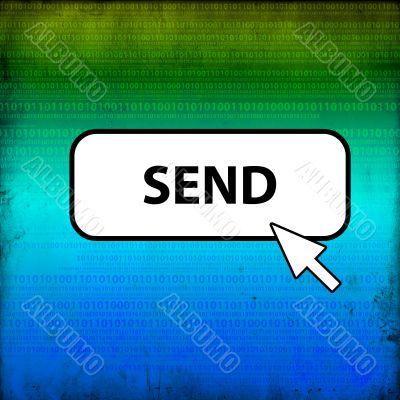 web dialog - send