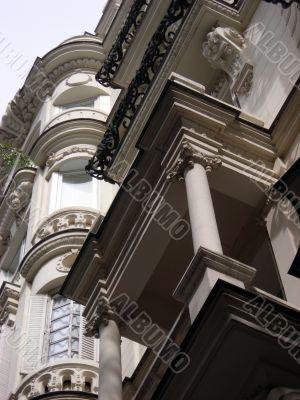 Balcony in Madrid