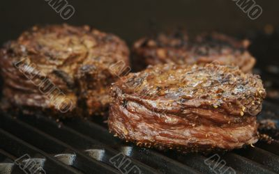 Succulent Wrapped Flank Steak