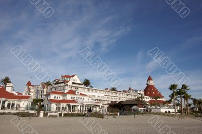 Beautiful Hotel Del Coronado