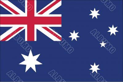 national flag of Australia