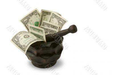 Grinding for Dollars
