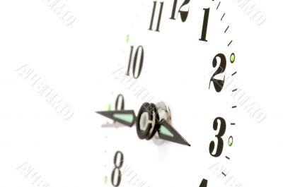 clock dial macro