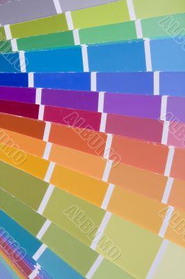 palette color choice