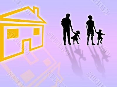 House for family