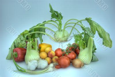 Vegetable HDRI.