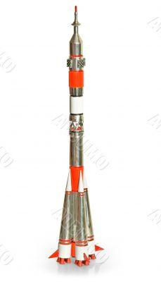 Space Rocket Sojuz - Souvenir