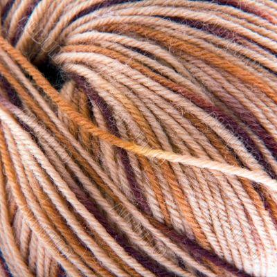 Clew of Woolen Yarn