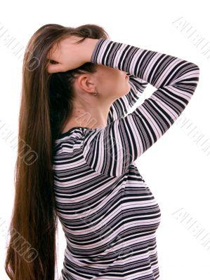 Long Female Hair