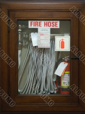 Emergency Fire Hose