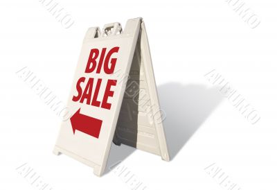 Big Sale Tent Sign