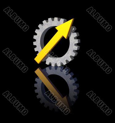 gear pointer