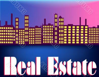 Real Estate Skyline