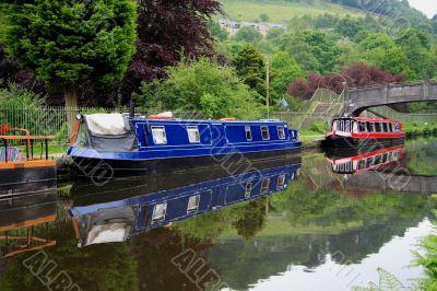 Canal Boats Hebden Bridge