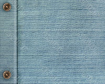 Background - texture jeans of  blue color