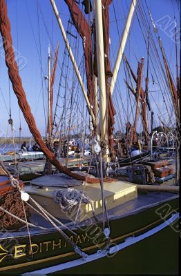 Thames Sailing Barges