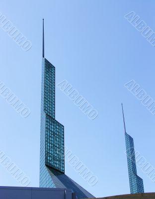Glass & Steel Towers