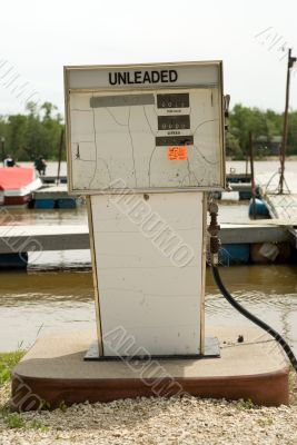 Marine Gas Pump