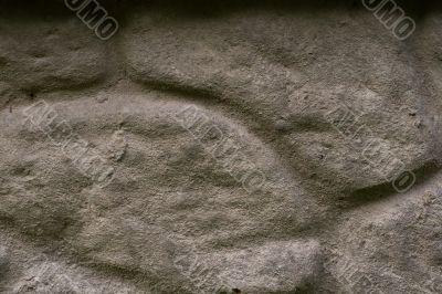 Concrete convexity wall