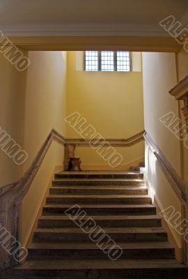 Elizabethan stairway