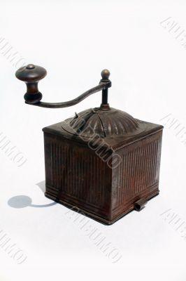Antique spice grinder