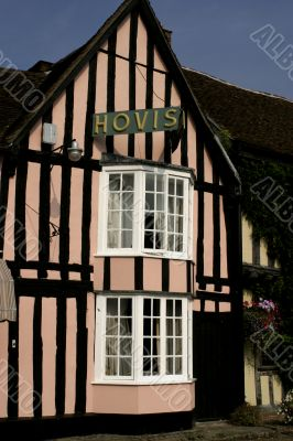 The Old Bakers Shop Lavenham
