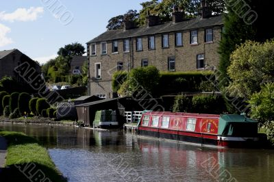 Leeds and Liverpool Canal Skipton