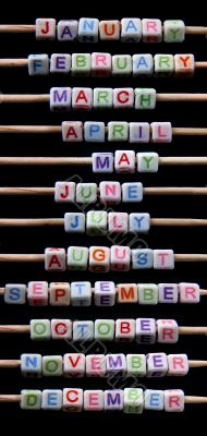 month of the year