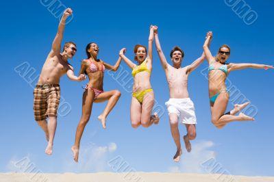Joyful team