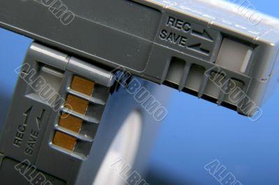 dvcam-cassette rec save