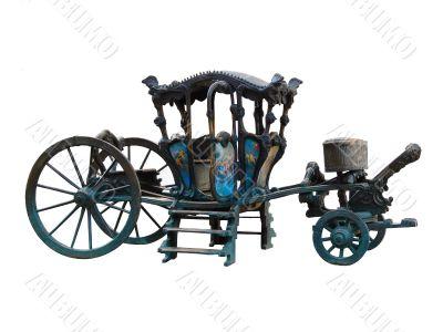 Cart of the Catherine II