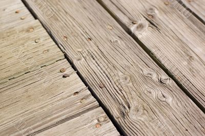 Weathered Boardwalk