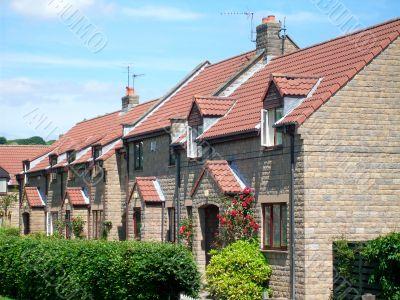 Modern English Housing estate
