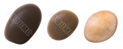 Smooth River Stones