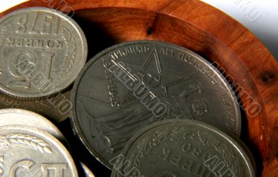 USSR coins