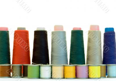 Isolated Sewing Thread