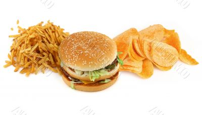 unhealthy food composition #2