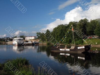 Summer holiday in Uglich