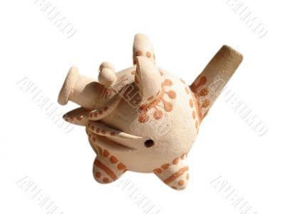 Ceramics pig