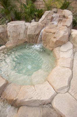 Tropical Custom Pool