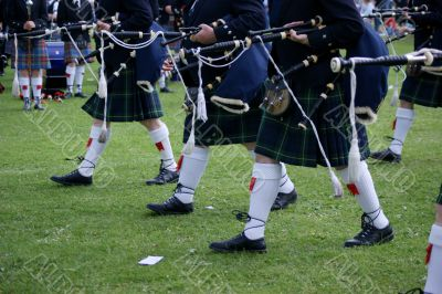 Pipe band Festival