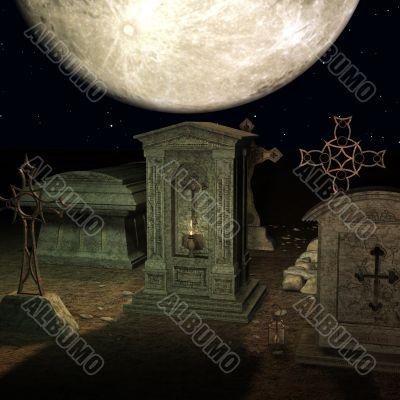 Mystic Cemetery