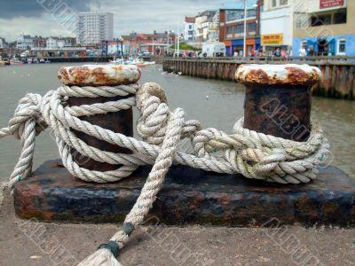 Knots in harbor