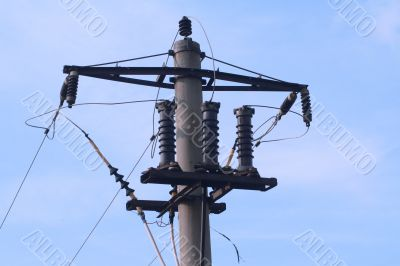 Electrical utility pole
