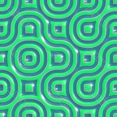 Colorful ceramic patterns