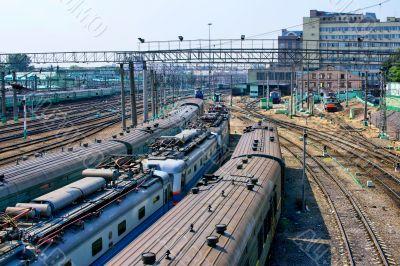 Railroad terminal